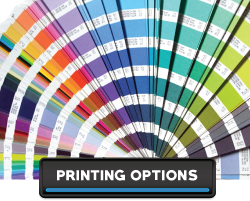 color swatch affords more options for printing creativity