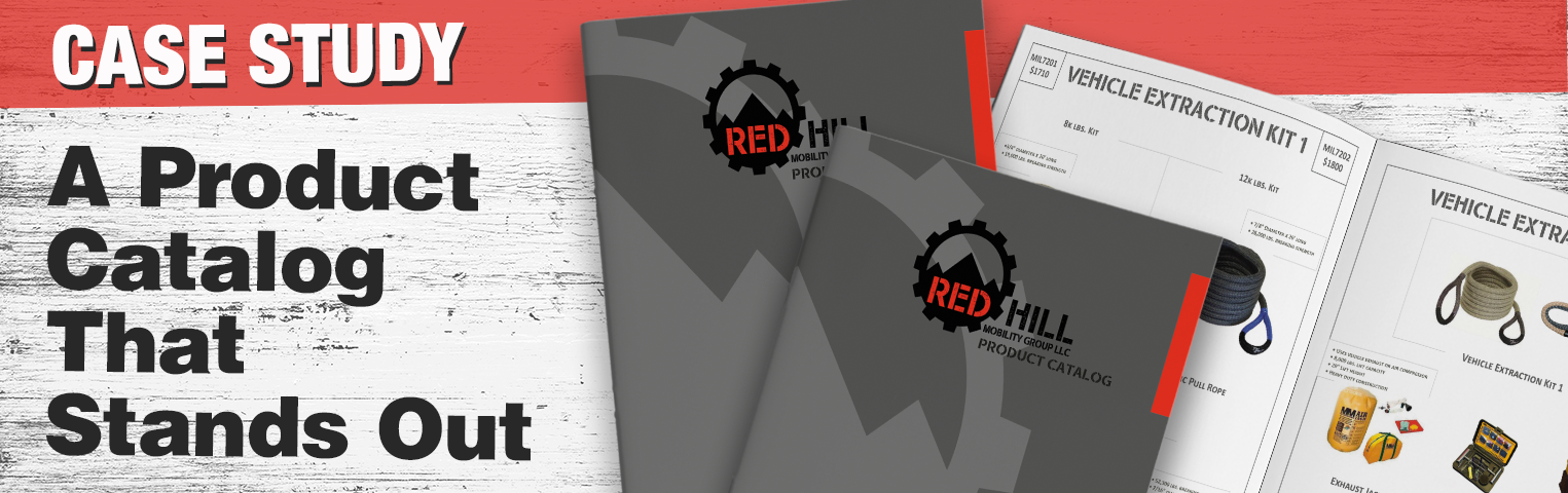 Red Hill Mobility Product Catalog - Case Study