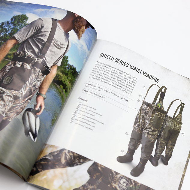 Outdoor Apparel Catalogs