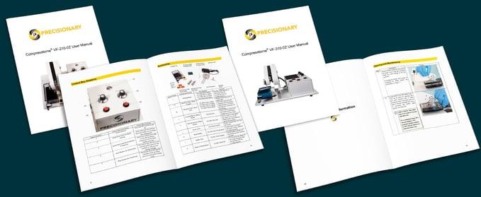 External Business Instruction Manuals