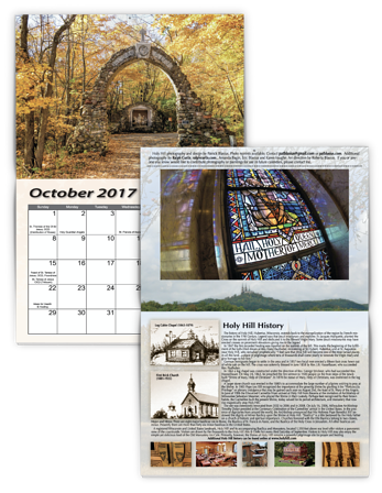 Religious/Church Fundraising Calendar