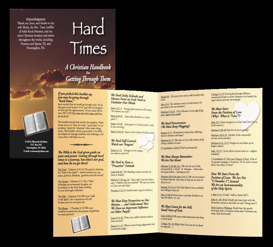Benefits For Religious Organizations Religious Brochure
