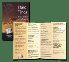 Religious brochure