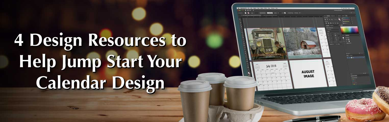 Header Image: 4 Design Resources to Help Jump Start Your Calendar Design
