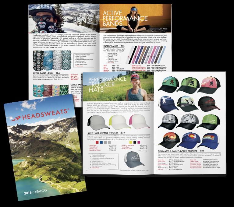 Headsweats Product Catalog