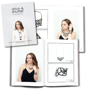 Stitch & Shutter Jewelry Lookbook Catalog
