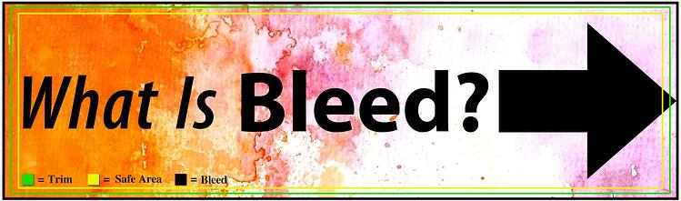 """What Is Bleed"" Header Image"