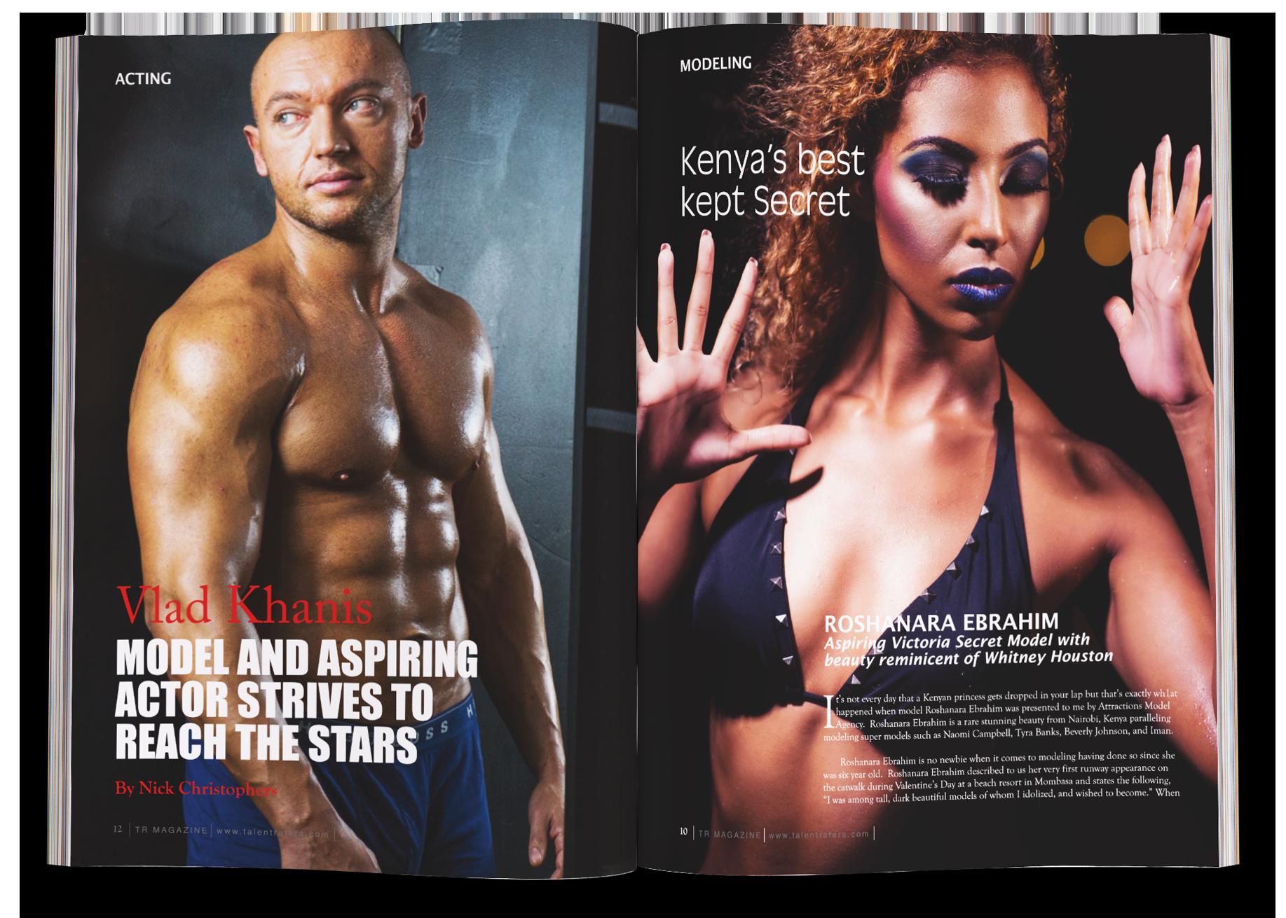Magazine Example