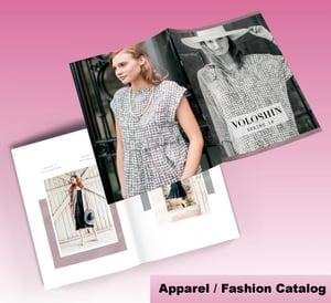 Apparel and Fashion Catalog Mockups