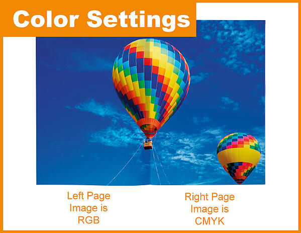 Compare RGB vs. CMYK Color Settings for Printing