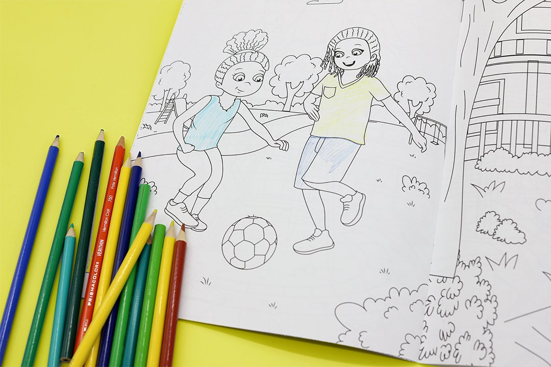 - How To Make A Coloring Book To Sell