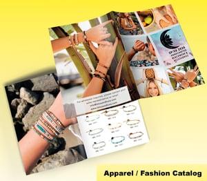 Jewelry Catalog Mockup