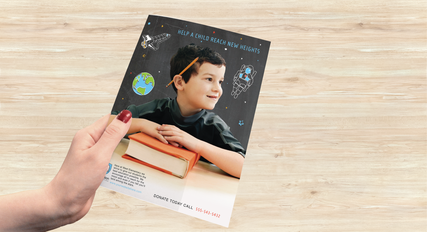 Education Flyer Printing is Easy and affordable!