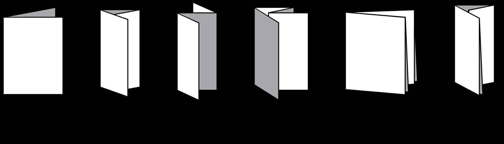 Folding_Examples_6-types_1-row