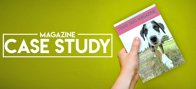 Non-Profit Magazine Case Study