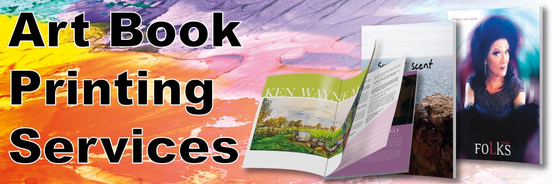 Art Book Printing Services Blog Header