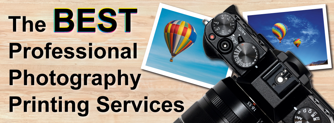 The BEST Professional Photography Printing Services