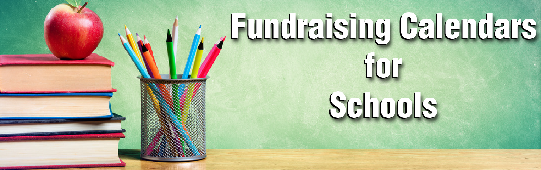 Fundraising Calendars for Schools