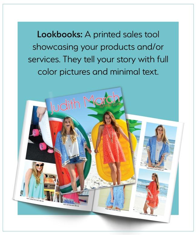 Get affordable lookbooks at PrintingCenterUSA!