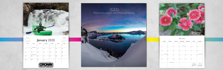 Calendar Printing 2020