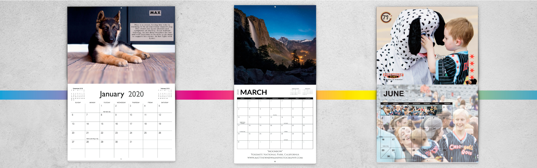 Custom Online Calendar