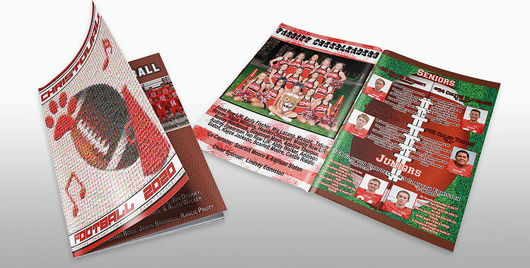 High School Sports Media Guides