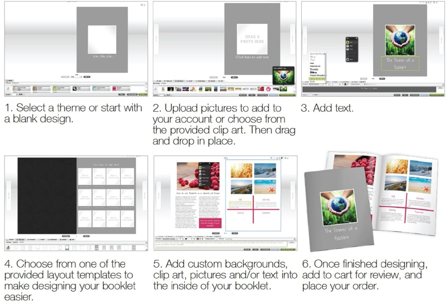 Our Online Design Tool is fun and easy to use!