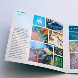 Print-Ready PDF Design