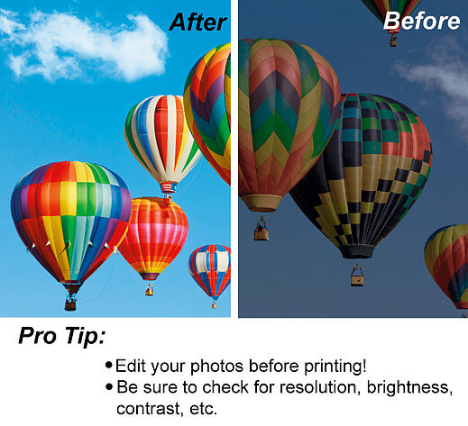 Photography Printing Pro Tip