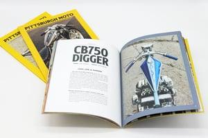 Pittsburgh Moto Magazines