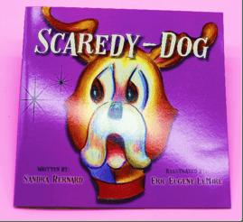 Scardy Dog