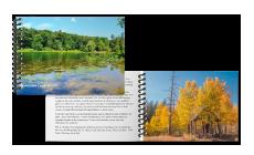 Booklet Size Landscape
