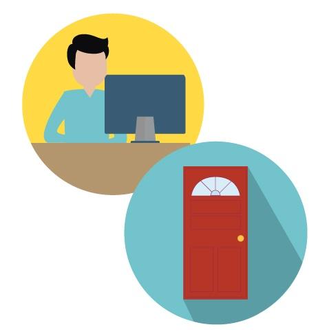 From Your Desktop to Your Doorstep!