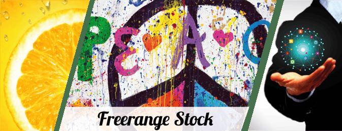 Freerange Stock image gallery