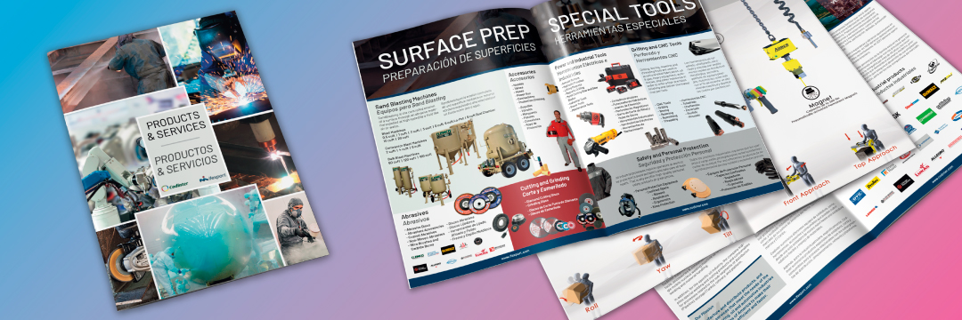 How to Design an Effective Industrial / Manufacturing Catalog
