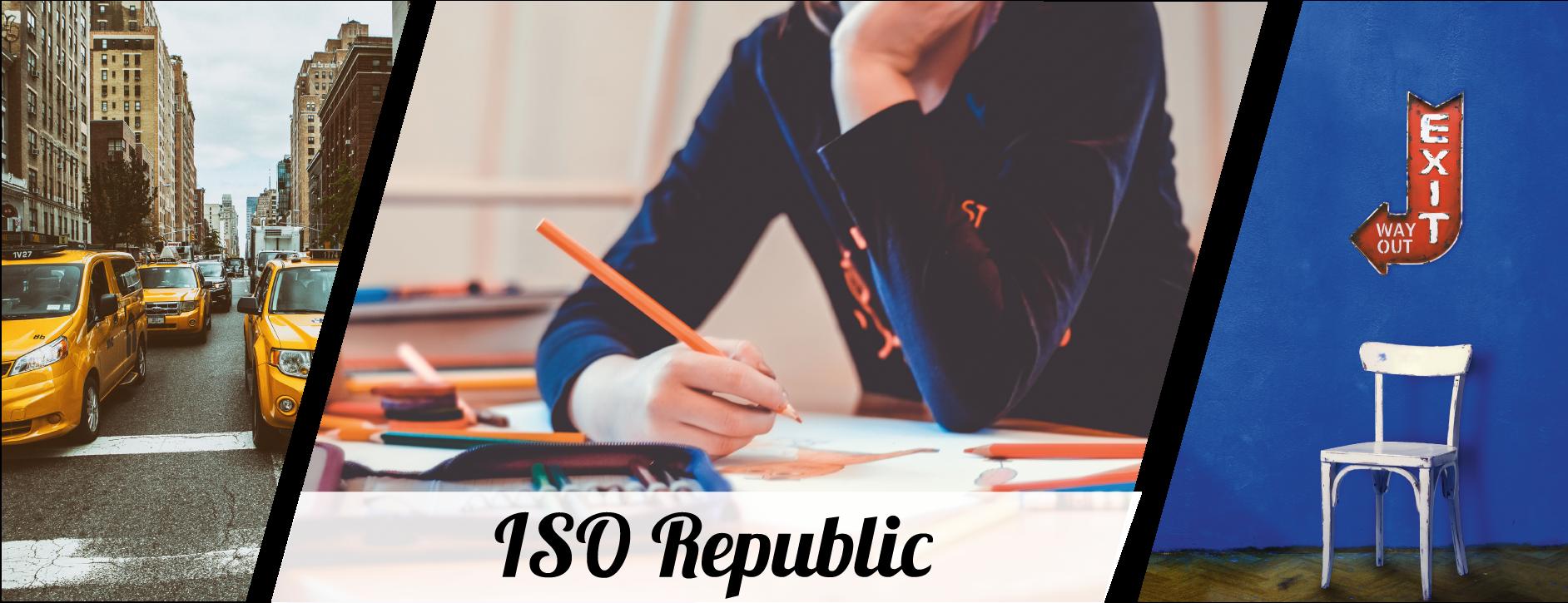 ISO Republic image collage