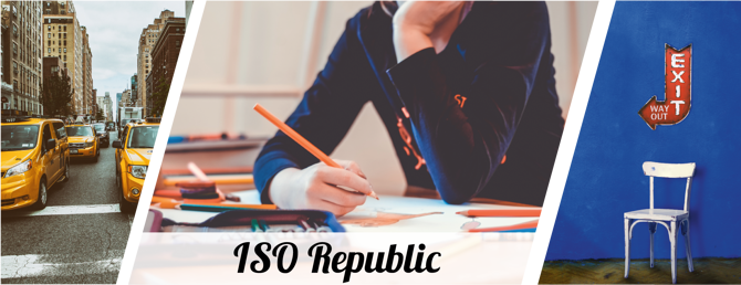 ISO Republic image collage