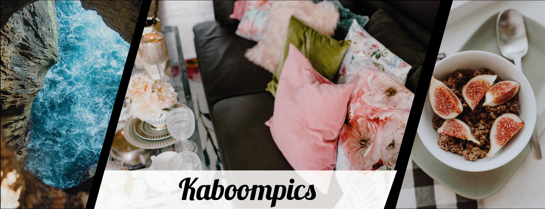 kaboompics image collage