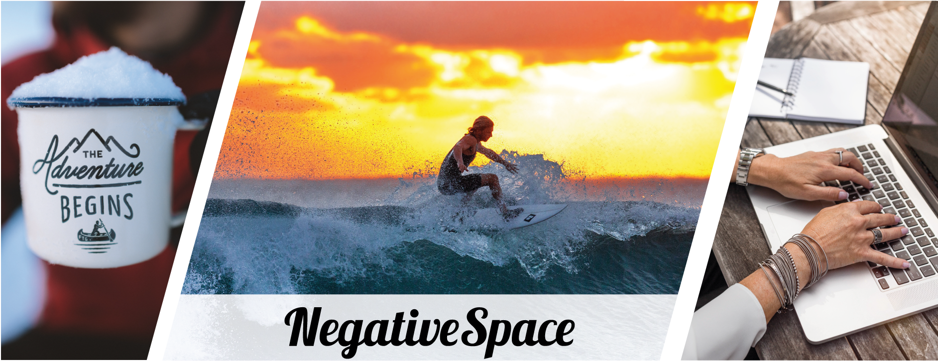 NegativeSpace image gallery
