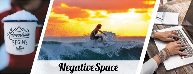 NegativeSpace image gallery