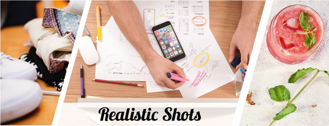 realistic shots image gallery