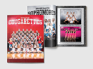 Recital and Pageant Photo Book Printing
