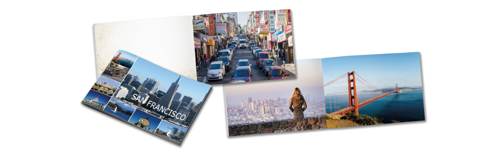 San Francisco Coffee Table Book Printing