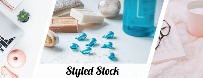 styled stock image gallery
